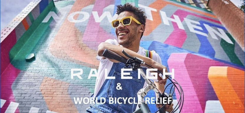Raleigh supporting WBR